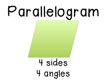 Basic Geometry Shapes PowerPoint