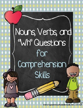 Basic Grammar and Reading Comprehension Practice Worksheet