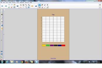 Basic Graph Template
