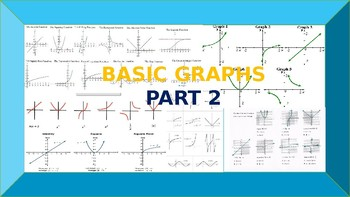 Basic Graphs with Desmos, PART I