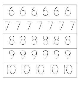 Basic Handwriting Practice