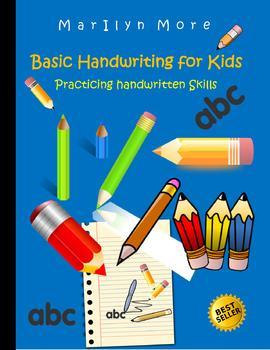 Basic Handwriting for Kids - Practicing handwritten Skills