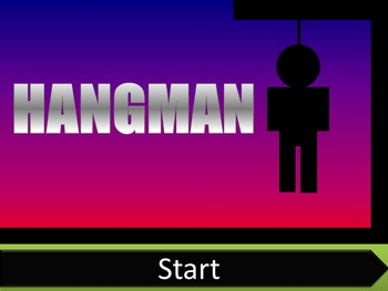 Basic Hangman Game