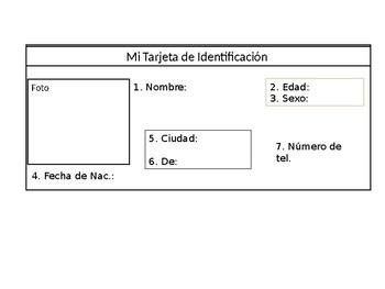 Basic Identification Questions