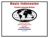 Basic Indonesian Board Game
