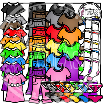 Basic Indoor Clothes Clipart