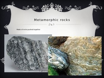 Basic Information on Rocks