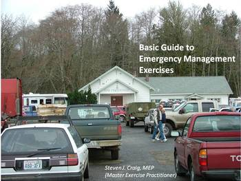 Basic Introduction to Emergency Management Exercises