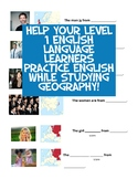Basic Introductions for Level 1 ELL