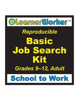 Basic Job Search Kit