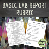 Basic Lab Report Rubric