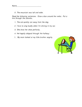 Basic Language Arts skills assessment