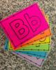 Basic Letter Cards for Preschool, Prek, and Kindergarten