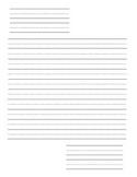 Basic Letter Writing Paper