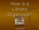 Basic Library Organization PowerPoint:  Introduction to How Books are Arranged