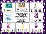 Basic Life Skills Task Cards