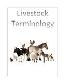 Basic Livestock Terminology