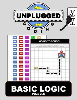 Basic Logic Puzzles (Unplugged Coding #3)