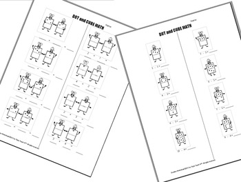 Basic Math Facts Activity Pages