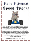 Basic Math Facts: Building Math Fluency with Speed Tracks
