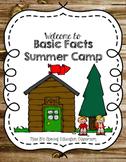Basic Math Facts Summer Camp