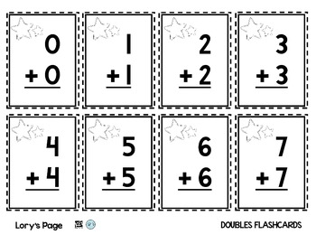 Flashcards Basic Math  FREEBIE