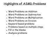 Basic Math Operation Problems