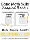 Basic Math Skills: Counting to 100 Adapted Books
