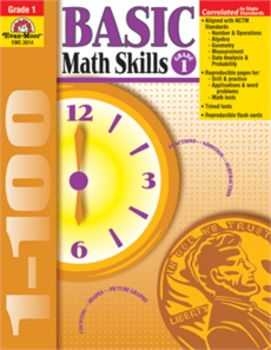 Basic Math Skills-First Grade