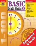 Basic Math Skills, Grade 1