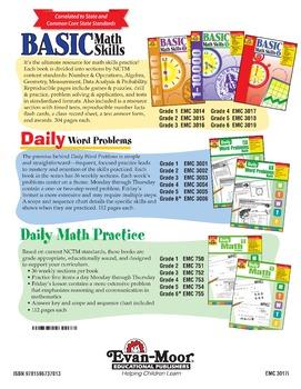 Basic Math Skills, Grade 4