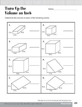 Basic Math Skills, Grade 6
