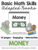 Basic Math Skills: Money Adapted Books