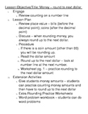 Basic Math Skills - Money - rounding to the nearest dollar