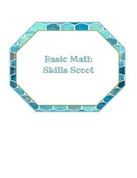 Basic Math Skills Scoot
