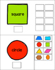 Basic Math Skills: Shapes Adapted Books