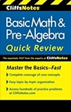 Basic Math and Pre-Algebra. Cliffs Quick Review
