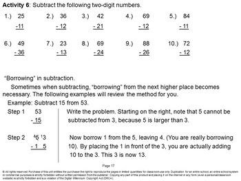 Basic Mathematics Operations with Applications: Everyday Skills