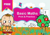 Basic Maths - Print and Practice