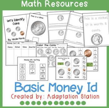 Basic Money Identification VAAP Resource