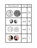 Basic Money Identification and Value