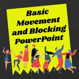 Basic Movement and Blocking Unit Power Point Presentation