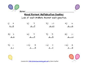Basic Multiplication Pack
