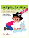 Multiplication War – Basic Level Math Game: Single-Digit b