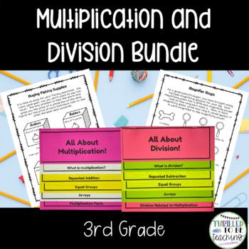 Basic Multiplication and Division Bundle