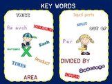 Basic Multiplication and Division Word Problems