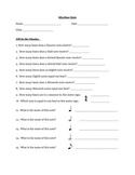 Basic Music Rhythm Quiz