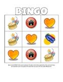 Basic Needs BINGO Game