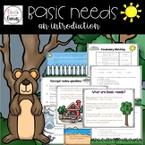 Basic Needs of living organisms- Animals and Plants