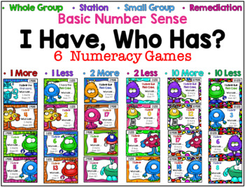I Have, Who Has? Place Value and Numeracy